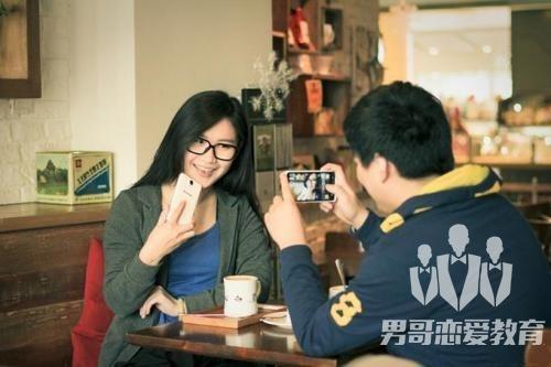 520怎么用微信和相亲的妹子聊天?